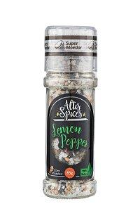 Lemon Pepper 85g com Moedor