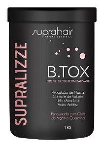 BTOX Supralizze Creme Gloss Termoativado
