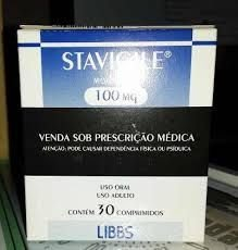 Stavigile  com 30 Comprimidos  - 100mg - 200mg