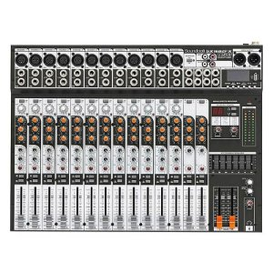 Mesa de som SoundCraft SX 1602 FX USB