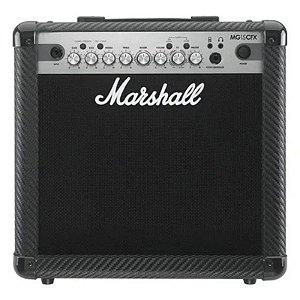 Amplificador de Guitarra Marshall MG15CFX