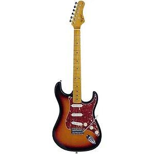 Guitarra Stratocaster Tagima Tg-530 TW Series - Sunburst
