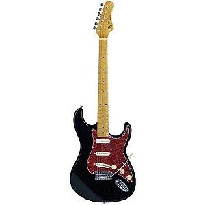 Guitarra Stratocaster Tagima Tg-530 TW Series - Preta