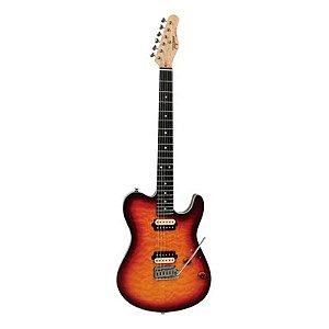 Guitarra Telecaster Tagima Grace 700 Cacau Santos - Honey Burst