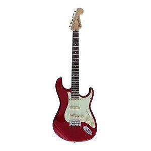 Guitarra Stratocaster Tagima T-635 Hand Made - Vermelha
