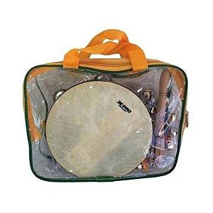Bandinha Ritmica Bag com 9 Peças LT9 - C. Ibanez
