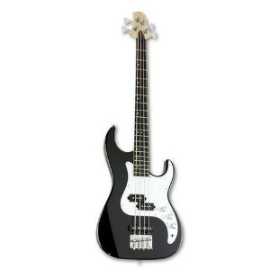 Contrabaixo Greg Bennett CORSAIR CR13 Short Scale Bass - Preto