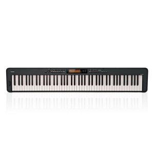 Piano Digital Casio CDP-S350 - Preto C/ Fonte