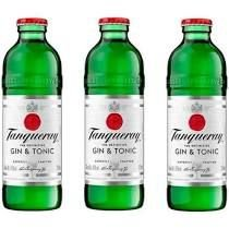 Kit Gin & Tonic Tanqueray 3 Unid. 275Ml