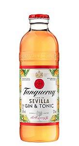 Kit Gin Tanqueray Flor de Sevilla & Tonic 275Ml C/ 3 Unid.