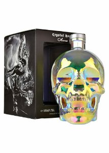 Vodka Crystal Head Aurora 750Ml