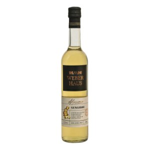 Bebida Alcoólica Mista de Gengibre Weber Haus 500Ml - Alquimia