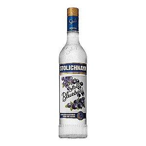 Vodka Stolichnaya Blueberry Premium 750Ml