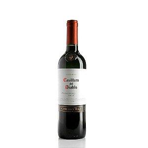 Vinho Tinto Casillero Del Diablo Carmenere 750Ml