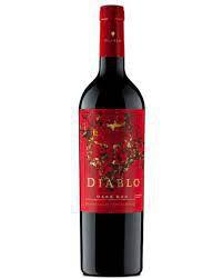 Vinho Concha Y Toro Diablo Dark Red 750Ml