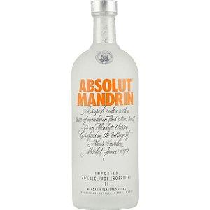 Vodka Sueca Absolut Mandrin 1L
