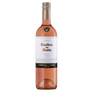 Vinho Chileno Casillero Del Diablo Rosé 750 ml