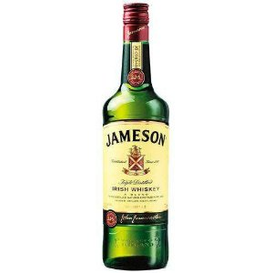 Whisky Irlandês  Jameson 750ml