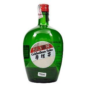 Sake Gekkeikan Silver 750ml