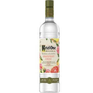 Vodka Ketel One Botanical Grapefruit & Rose 750ml