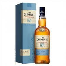 Whisky Escocês Single Malt The Glenlivet Founder's 750 Ml