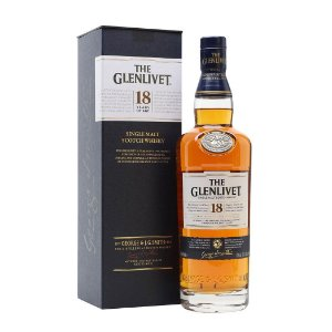Whisky Glenlivet Single Malt 18 Anos 750ml
