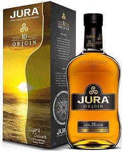 Whisky Jura Single Malt 10 Anos 700ml