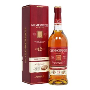 Whisky Glenmorangie The Lasanta 750ml - 12 Anos