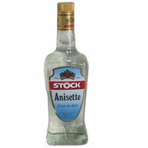 Licor Creme de Anis Stock 720ml - Anisette