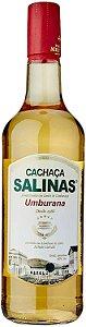 Cachaça Salinas Umburana 1000ml