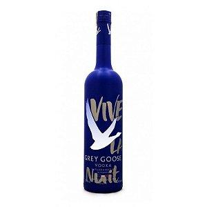 Vodka Grey Goose Vive La Nuit 750ml - Edição Limitada
