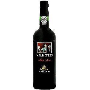 Vinho do Porto  Calem Velhotes Ruby 750ml