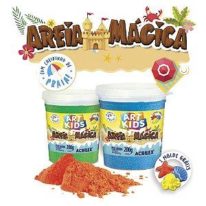 AREIA MÁGICA ACRILEX - 200g