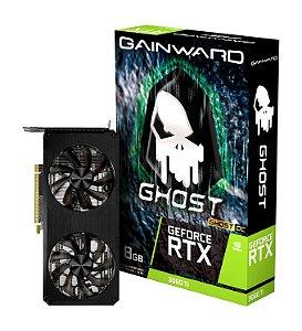 VGA PCI-E 8GB GDDR6 RTX3060 TI GHOST GAINWARD