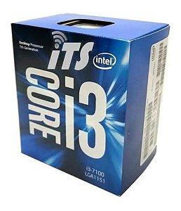 PROC. INTEL 1151  I3 7100 3,90 GHZ