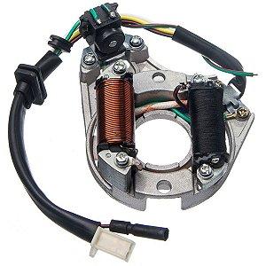 Estator Motor Condor Biz 100 Ate 2005 Es