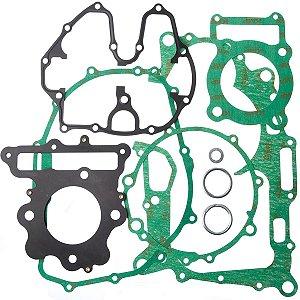 Junta Motor Completo Honda Xlx 250 Md Original