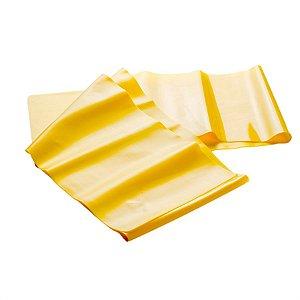 Faixa Elástica de Latex Hidrolight Amarela