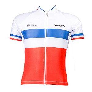 Camisa de Ciclismo Masculina Woom