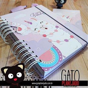 Caderno de Pedido Personalizado