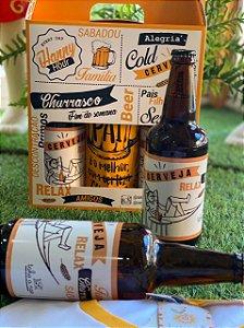 Kit Turatti + Bermuda beer