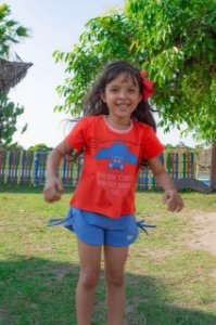 T-SHIRT ANASTÁCIA HALLOWEEN KIDS VM