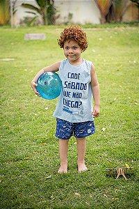 REGATA GUI FIM DE SEMANA MASC KIDS