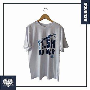 Camiseta - Eu Nado 1.5K No Mar