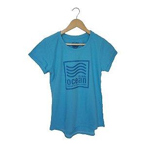 Baby Look - Circuito Ocean Logo