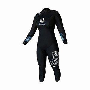 Long Okeanos Feminino Manga Longa - AR Sport Wear