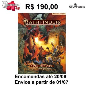 Livro Básico – Pathfinder 2ª Edição