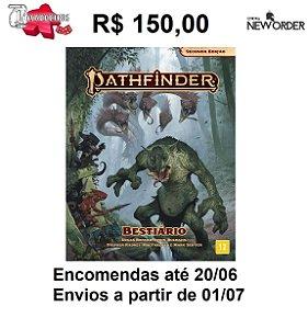 Bestiário – Pathfinder 2ª Edição pré encomenda
