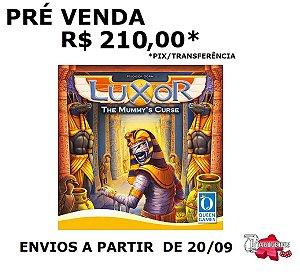LUXOR: THE MUMMY'S CURSE Pré venda