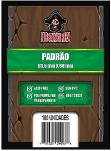 SLEEVE PADRÃO (63,5x88) - Bucaneiros